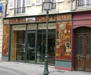 Boutique Antiquaire Caen