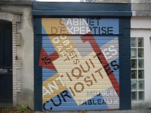 Enseigne Caen