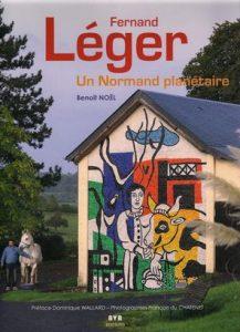 Couverture du livre sur Fernand Léger de Benoït Noël