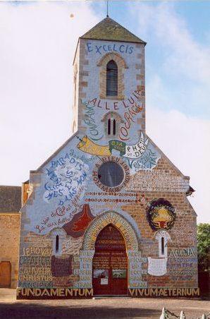Eglise de Ménil Gondouin (61)