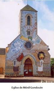 Eglise de Ménil Gondouin