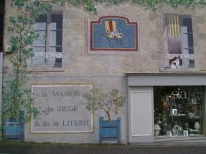 Façade Rue Ste Thérèse Alençon détail 2