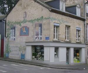Façade boutique Alençon (photo rubrique)
