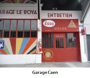 Garage Caen