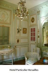 Hotel Particulier Versailles