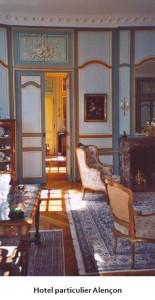 Hotel particulier Alençon