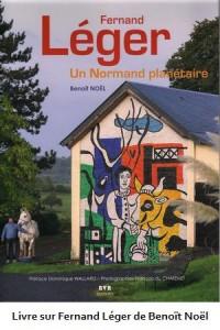 Livre sur Fernand Léger de Benoït Noël