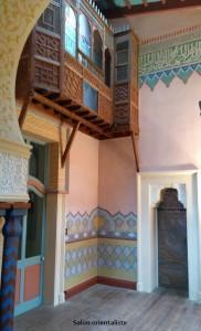 Salon orientaliste