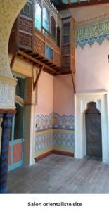 Salon orientaliste site