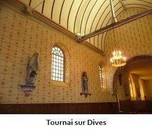 Tournai sur Dives