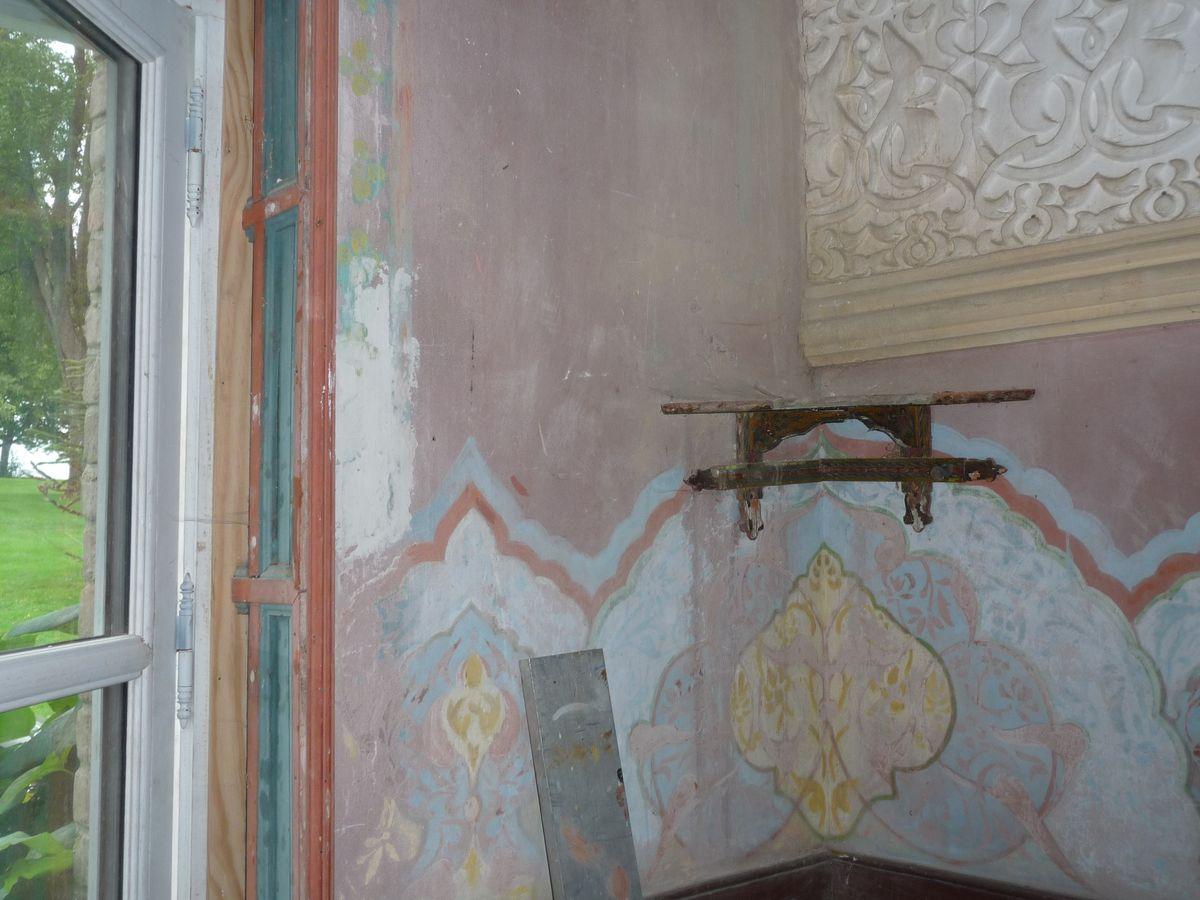 salon orientaliste avant travaux 3
