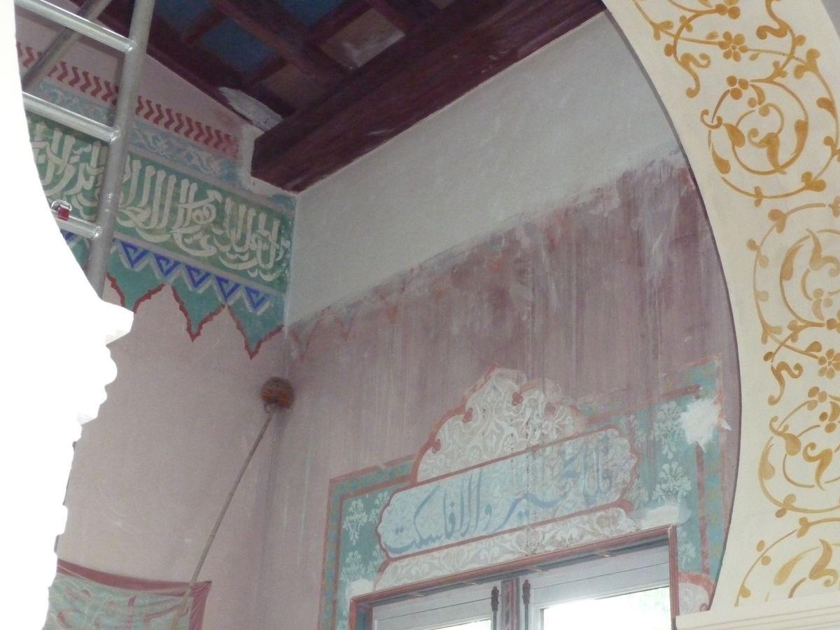 salon orientaliste avant travaux 5