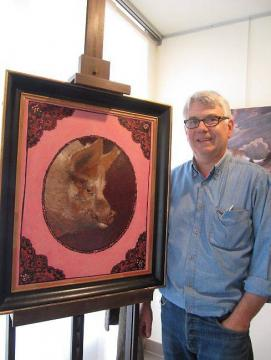 OF – septembre 2013- Animal, le drôle de bestiaire de Sineux à La Galerie