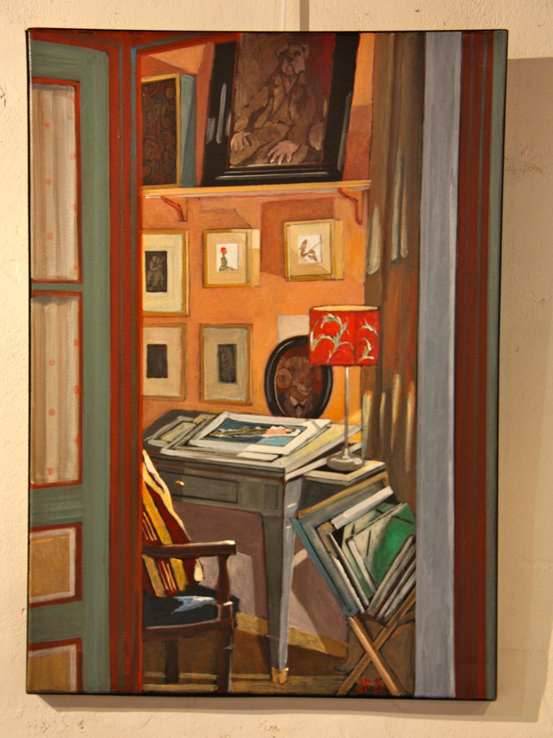 cabinet de dessins 70x50