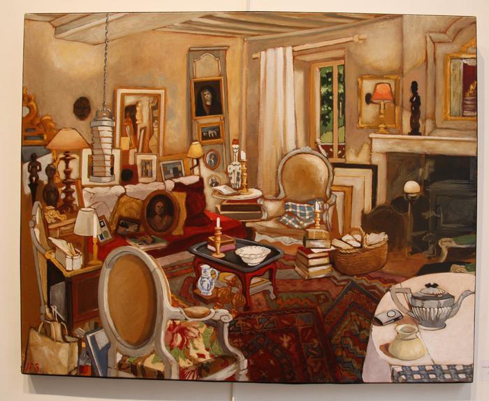 Le collectionneur (65x80 cm)